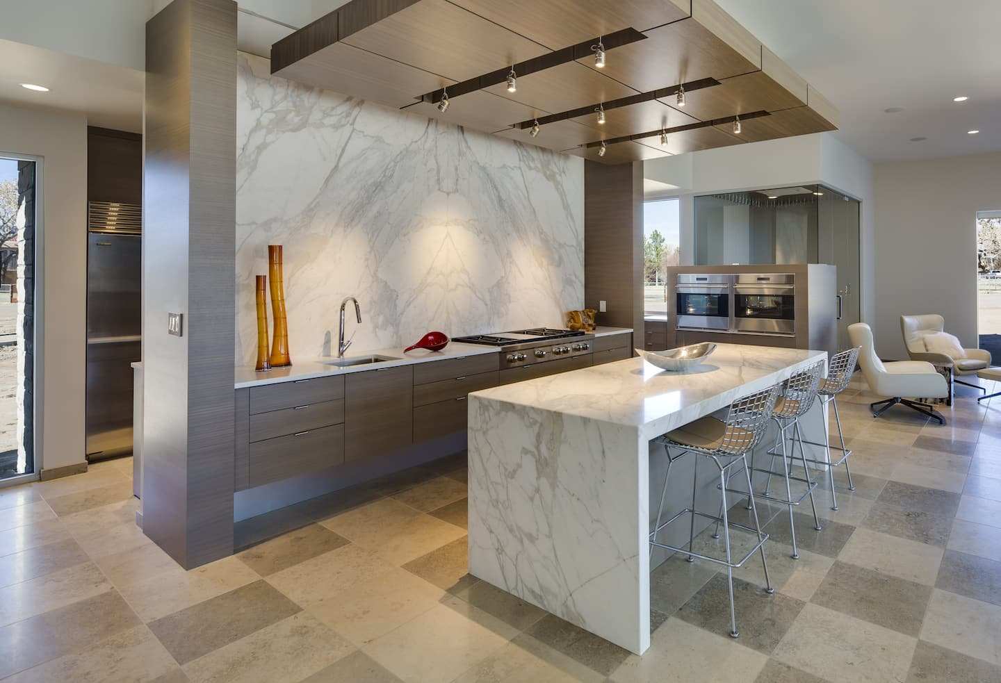 Marble Countertops For Kitchens Angie S List