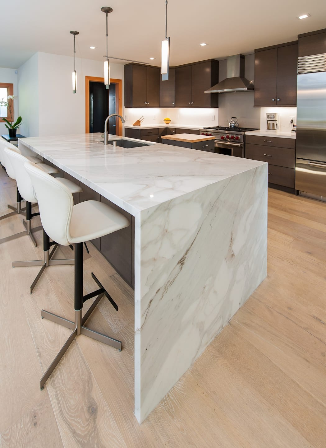 Marble Countertops for Kitchens | Angie\'s List