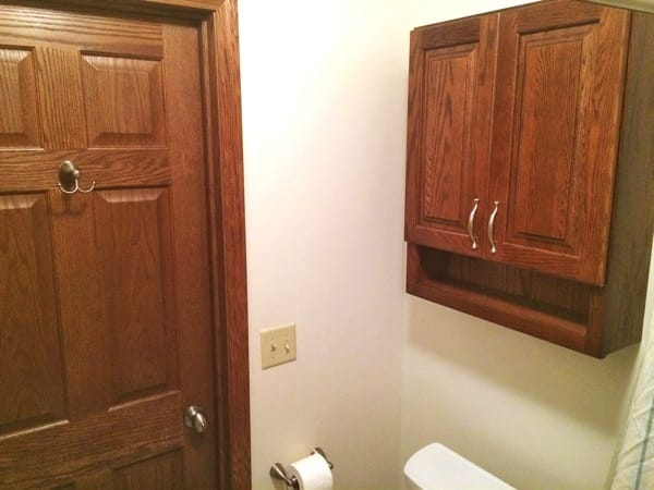 Angie's List member Thomas P. of Brookfield, Wisconsin, says he paid a local remodeler $11,000 to renovate his 1960s bathroom. (Photo courtesy of member)