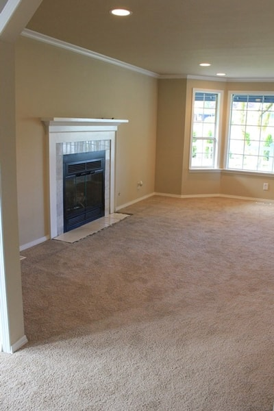 A true professional flooring retailer will insist an coming to your home to measure all of the rooms and discuss the installation process with you, Brummett says. (Photo courtesy of Angie's List member Katie L. of Seattle)