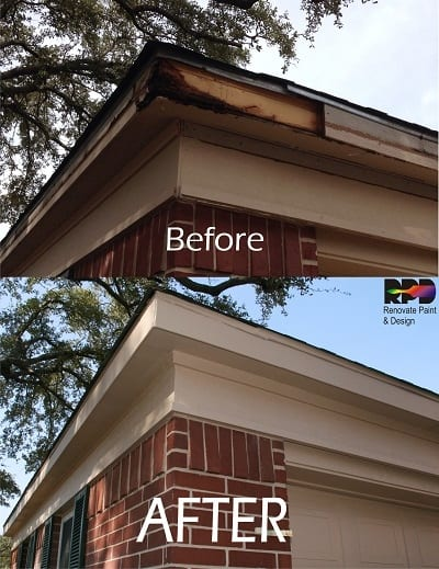 Why exterior painting is more than cosmetic angie 39 s list - Paint exterior brick before after collection ...