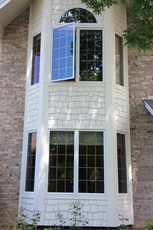 In addition to adding to your home's efficiency, replacement windows also offer safety and aesthetic benefits, says Sublousky. (Photo courtesy of Angie's List member Jan A. of Minneapolis)