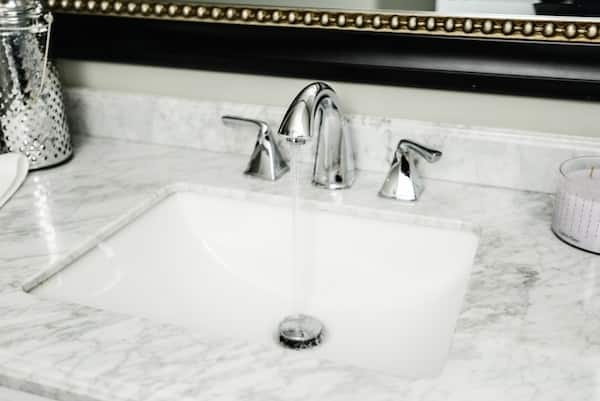 Today's faucets are easier than ever to install. It's removing the old one that gets tricky and may require a plumber. (Photo by Summer Galyan)