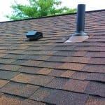 new asphalt shingle roof