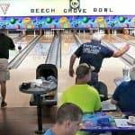 Beech Grove Bowl on League Night