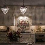 kitchen lighting chandelier lights