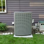 An annual cleaning is key to keeping your air conditioner running properly, especially in Chicagoland. (Photo by Photo courtesy of Angie's List member Kathy W.)