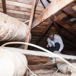 Attic inspection