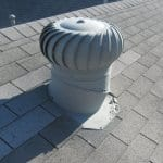 Attic ventilation port