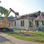 Henryville, Ind., home is rebuilt after being destroyed by a tornado