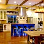 kitchen remodel with custom cabinets and drawers