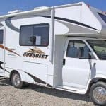 new low-priced RV for vacation