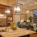 kitchen remodel designed by architect
