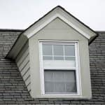 roof dormer with window (Photo by Eldon Lindsay)