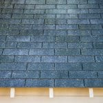asphalt shingle roofline