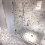 Will not having a bathtub affect your home's overall value? Photo by Frank Espich
