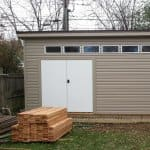 Cost to install a shed
