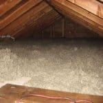 Before winter arrives, ensure your attic is sealed properly and has both adequate insulation and ventilation. (Photo courtesy of member Kitty Jones of Columbus, Ohio)