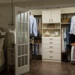 Walk in closet by EasyClosets