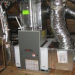 A new Trane Furnace and AC unit installed for Angie's List member Holly D. of Memphis. (Photo Courtesy of Holly D.)