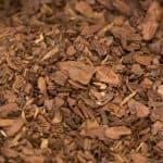 pine bark organic mulch