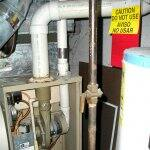 furnace, red-tagged furnace, dangerous furnace, unsafe furnace, two-stage furnace