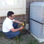 Regular maintenance helps prevent breakdowns, keeps your equipment qualified for warranty coverage and helps improve overall efficiency. (Photo courtesy of Air Today A/C and Heating)