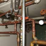 speciality plumbers install natural gas line installation in homes
