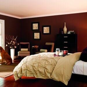 stylish master bedroom  (Photo by Photo courtesy of Pella® Windows and Doors)
