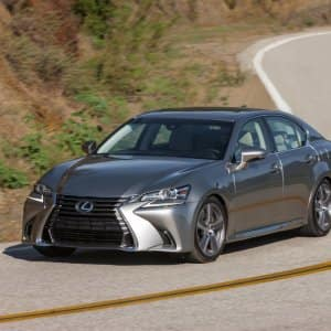 Leasing a car? Make sure you know your options when your lease term is over. (Photo courtesy of Lexus)