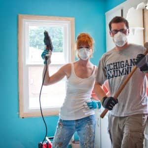 DIY demolition