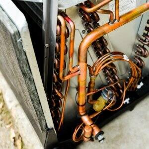 heat pump inner workings