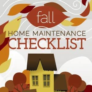 Image result for fall maintenance checklist