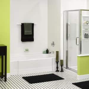 acrylic shower walls