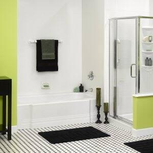 acrylic shower walls