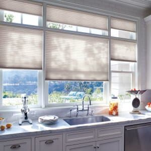 Simple window treatment decorating mistakes can detract from your décor and cause problems down the road. (Photo courtesy of Linda Pastor Hodnett)