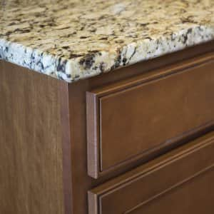 Cabinet And Granite Countertop