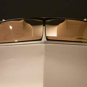 The BMW Gina Light Visionary Model, 2001, designed by Christopher Bangle is part of the Dream Cars exhibit and is on loan from BMW. The Indianapolis Museum of Art exhibit featured rare concept cars from the early 1930's to the 21st century. (Photo by Mike Fender)