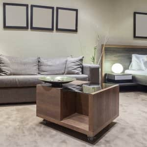 room using feng shui principles
