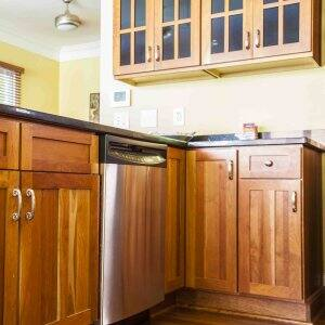lazy Susan kitchen cabinet & What are Melamine Kitchen Cabinets? | Angie\u0027s List kurilladesign.com