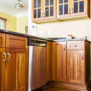 frameless kitchen cabinets. lazy Susan kitchen cabinet What are Frameless Kitchen Cabinets  Angie s List