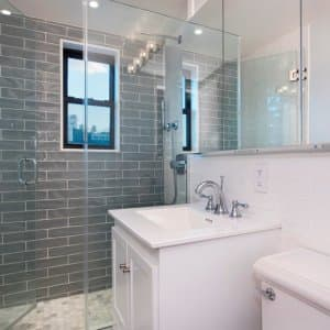 Don't just jump into a bathroom renovation without considering why you are remodeling, or you can make some costly mistakes. (Image courtesy of Jessenia Toro of MyHome Design & Remodeling)