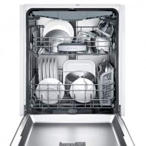Bosch SHE65T55UC stainless steel dishwasher