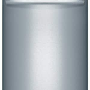 Front of Bosch Acsenta dishwasher