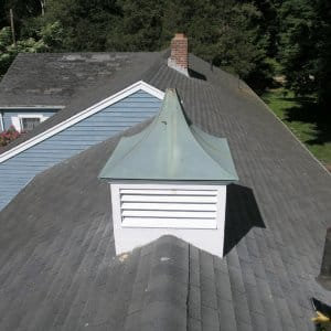 Cupolas can add some unique beauty to your home, barn or any building. (Photo courtesy of Brian Robinson)