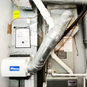 residential HVAC system (Photo by Photo by Summer Galyan  )