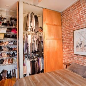 regularly cleaning out your closets will keep you organized and ultimately save time photo