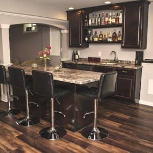 Best Flooring Options For Your Basement Angies List - Best flooring for basements that get water