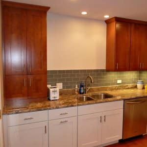 Kitchen Cabinets With Steel Cabinet Pulls
