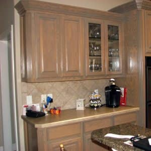 should i paint or refinish my kitchen cabinets angie39s list With what kind of paint to use on kitchen cabinets for large car stickers